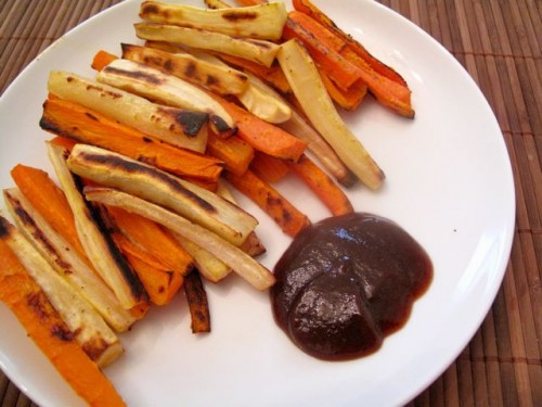 Parsnip Fries! And Other Eats | Health for the Whole Self