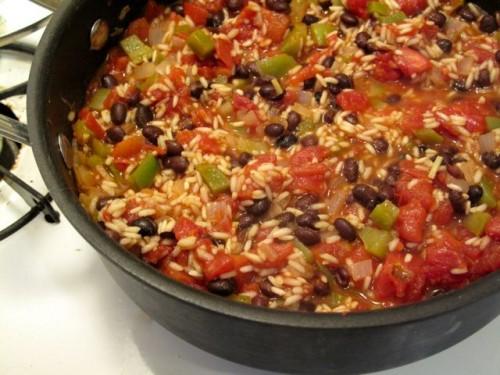 Brown Rice And Black Bean Casserole Recipes — Dishmaps