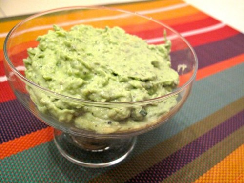 This Avocado Herb Dip is super yummy! It capitalizes on the natural ...