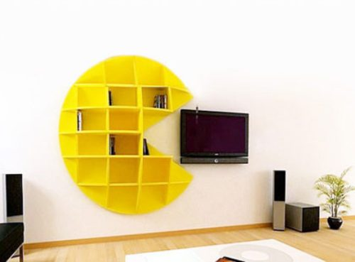 Cool Awesome Bookshelves 11